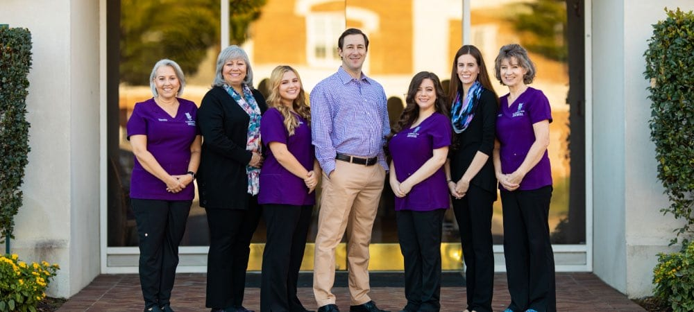 Team photo of Metrolina Periodontics